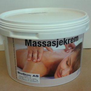 Massasjekrem