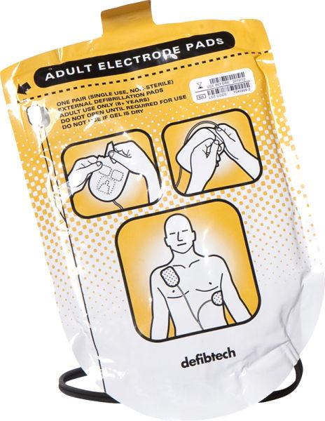 Lifeline AED elektrodesett