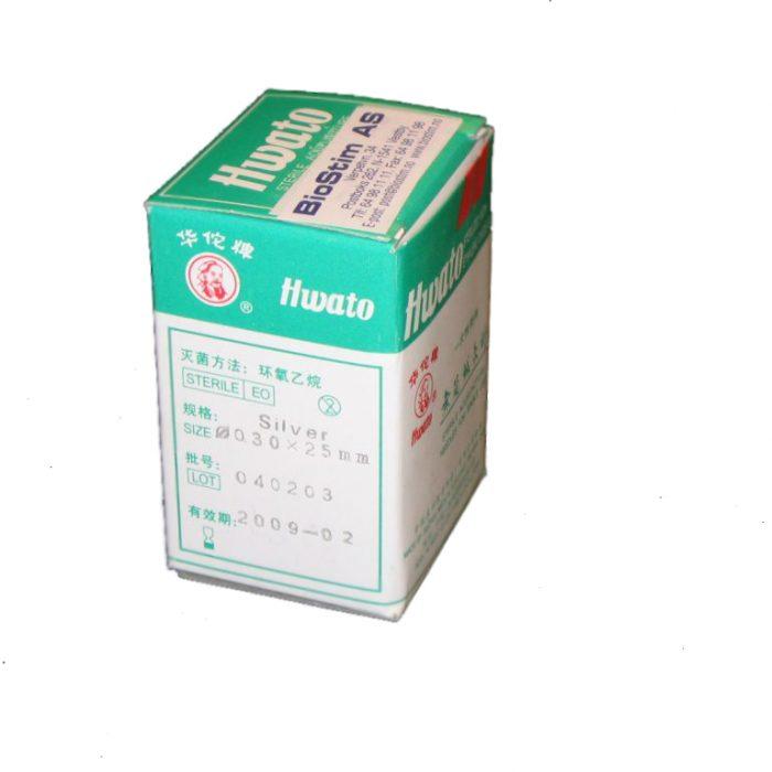 hwato akupunkturnåler uten hylse